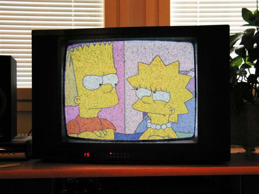 """Irony Is the Issue: How """"The Simpsons"""" has contributed to the loss of sincerity"""