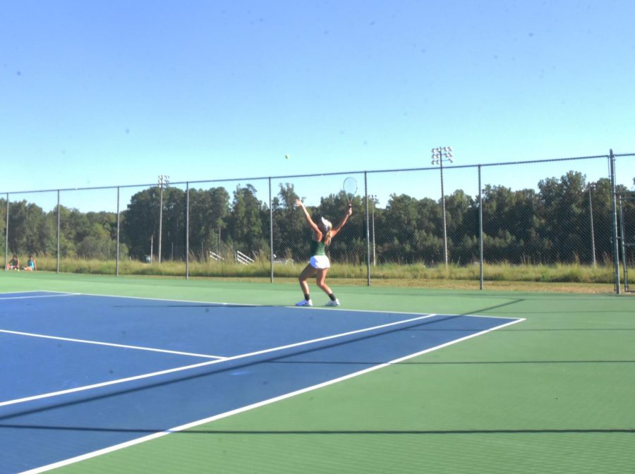 What's All the Racket?: Women's tennis prepares for conference championship